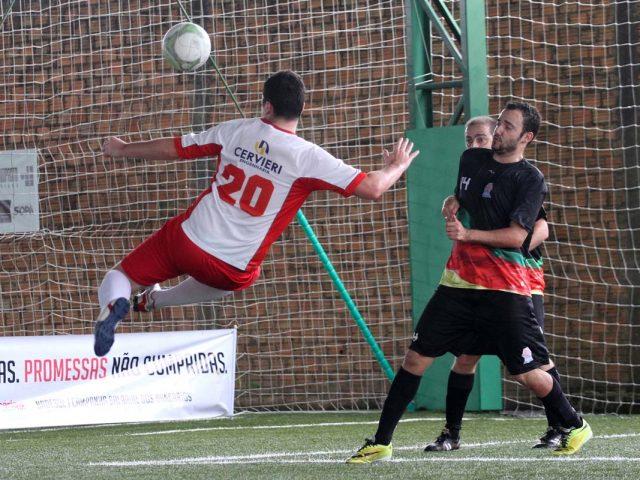 Taça SindBancários de Futebol Sete 2015 define finalistas sá...