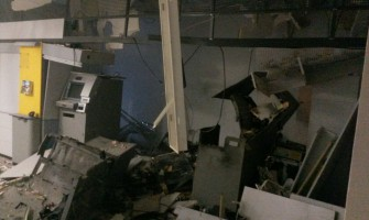 Criminosos atacam agências do BB e Banrisul em Fontoura Xavier, no início da tarde