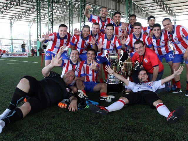 Bradesco FC conquista título da Taça SindBancários ...