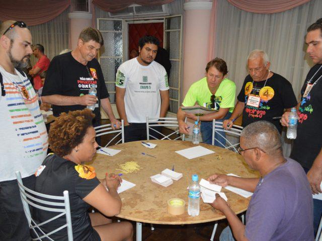 Assembleia eleitoral do SindBancários define delegados ao 12º Congresso Estadual ...