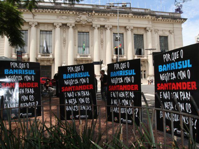 Frente em Defesa das Estatais promove ato contra privatizações ...