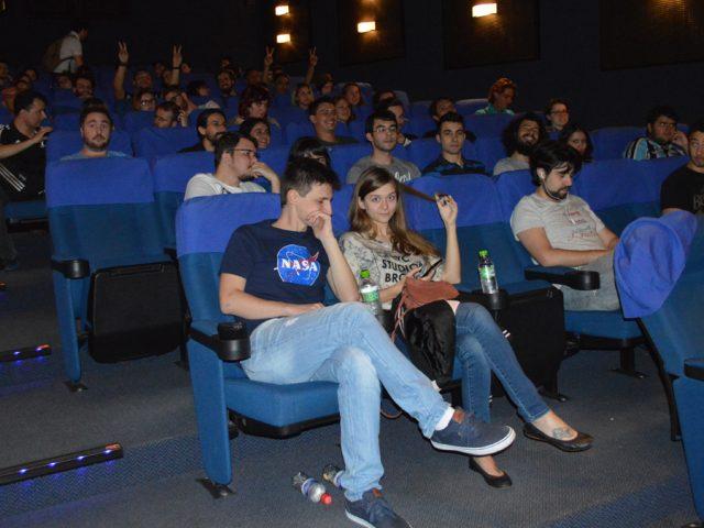 Maratona Star Wars é sucesso de público no CineBancários