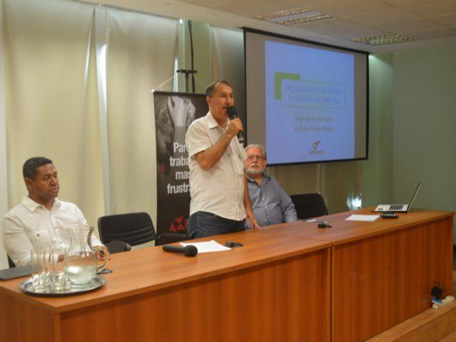Seminário sobre saúde propõe no FSMT enxergar ...