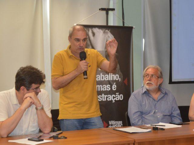 """Leia artigo do ex-presidente do SindBancários, Mauro Salles, """"Alzheimer ..."""