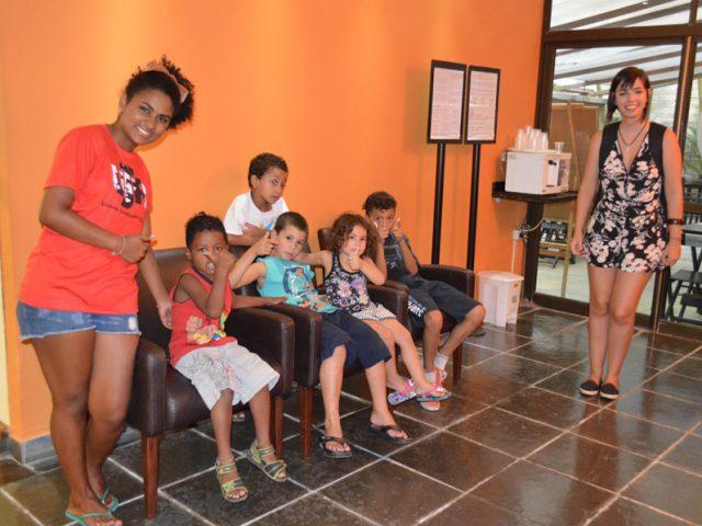 Sindicato oferece filme infantil e lanche para crianças da ...