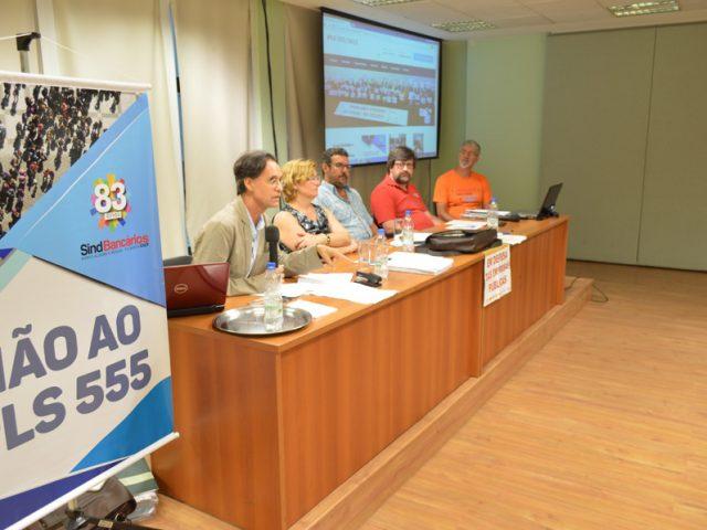 """""""O PLS 555 não vai passar"""", diz Maria Rita Serrano, ..."""