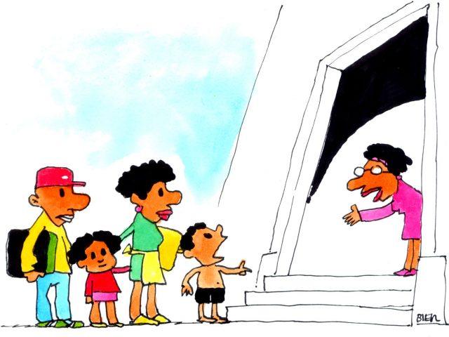 Ocupação Lanceiros Negros, no Centro Histórico, poderá ser ...