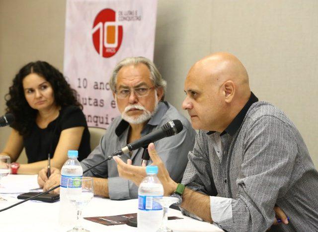 Em reunião do Comando Nacional, Guillermo Maffeo alerta para ...