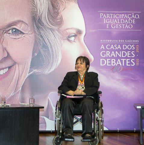 "Maria da Penha: ""Para a Lei funcionar é preciso investimento, estrutura ..."