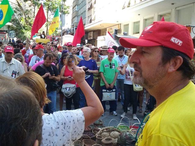 CUT-RS realiza plenária de mobilização contra o golpe ...