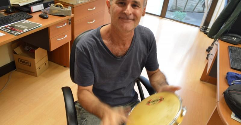 Oficina de percussão aquece os tambores e as inscrições estão abertas. Aulas acontecerão nas terças-feiras