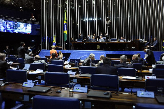 Senado aprova projeto que piora transparência e democracia na ...
