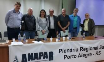 ANAPAR realiza plenária regional dos participantes de fundos de pensão em 6 de maio