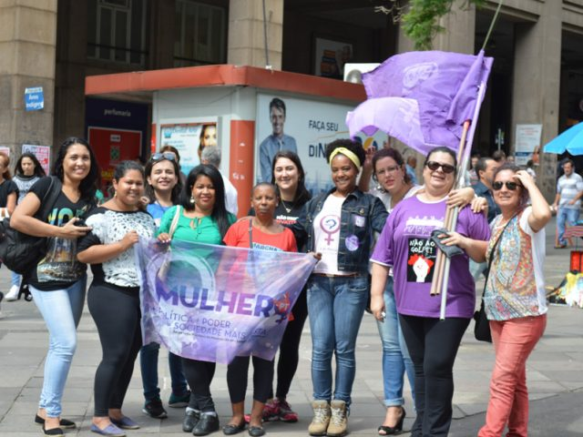 26 de agosto: mulheres seguem na luta pela igualdade de direitos