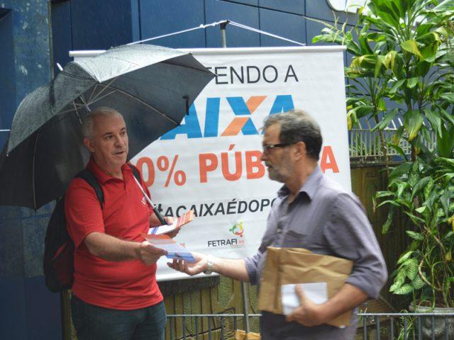 Contraf repudia enfraquecimento da Caixa e convoca Dia Nacional de ...