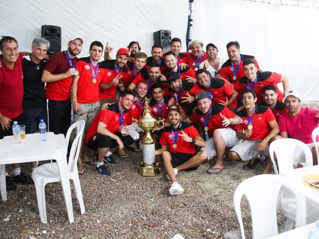 Colegas do Santander FC conquistam título da Copa Sul ...