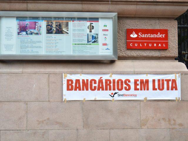 Por transparência, Sindicatos aguardam Santander para falar sobre call ...