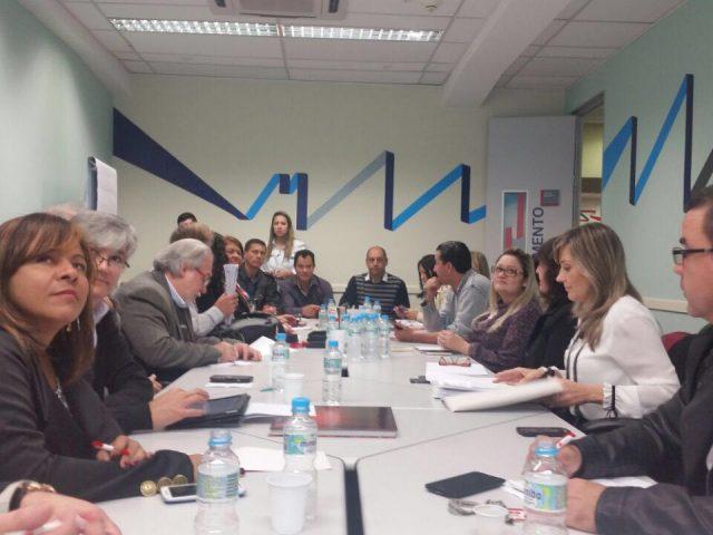 Sindicato participa de reunião em SP para garantir direitos ...