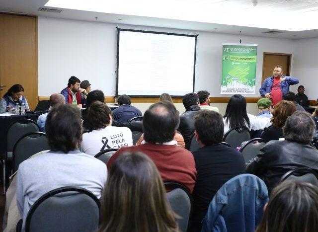 Contraf-CUT realiza seminário no dia 20 de julho para debater ...