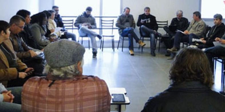 Bancários gaúchos intensificam mobilizações no Santander e exigem avanços para renovação do Acordo Aditivo
