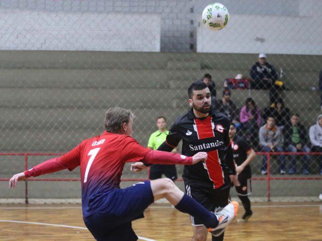 Cabeças-de-chave da Copa SindBancários de Futsal 2016 abrem vantagem ...