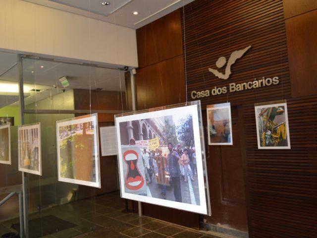 """SindBancários revela """"Olhares de uma gente (in)visível"""" ..."""