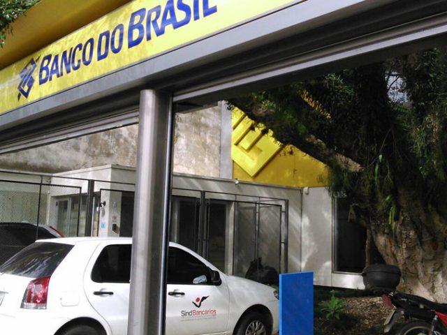 Agência do Banco do Brasil da avenida Protásio ...