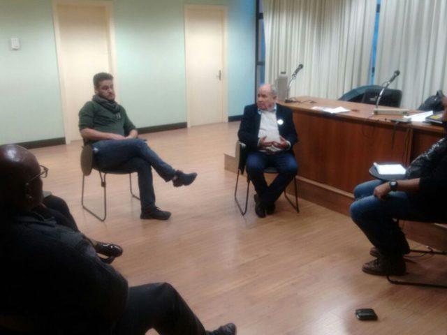 Comitê Étnico do SindBancários recebe Mestre Pernambuco para ampliar ...