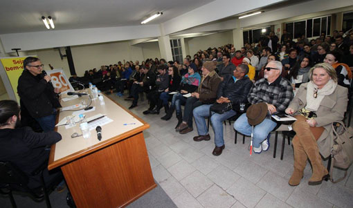 Mídia e Poder no Brasil: debate polemizou com auditó...