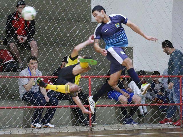 Definidos semifinalistas da Copa SindBancários de Futsal 2016