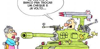 Marcando em cima – Porto Alegre e RS sob o baixo astral
