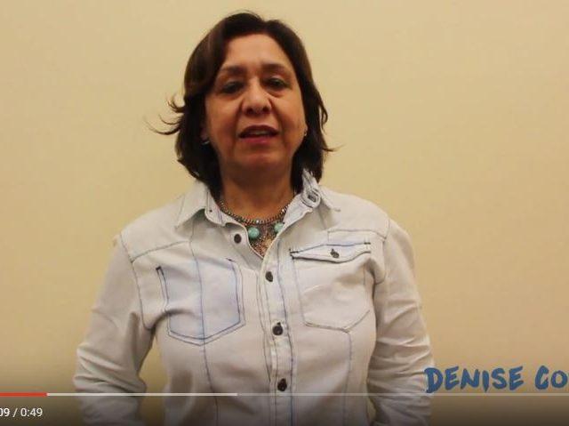 Denise Correa convida para o lançamento da Cartilha Você ...