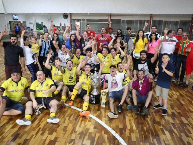Bradesco Gravataí é o campeão invicto da Copa SindBancários ...