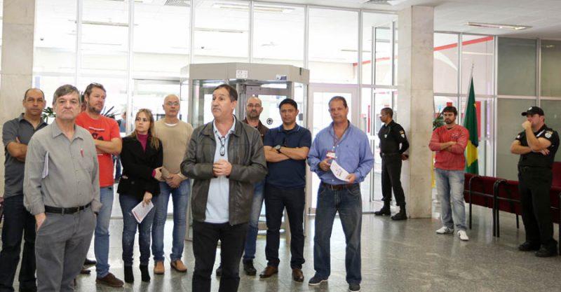 SindBancários fortalece Campanha Salarial com caravanas para dialogar com clientes e valorizar trabalho dos(as) bancários(as)