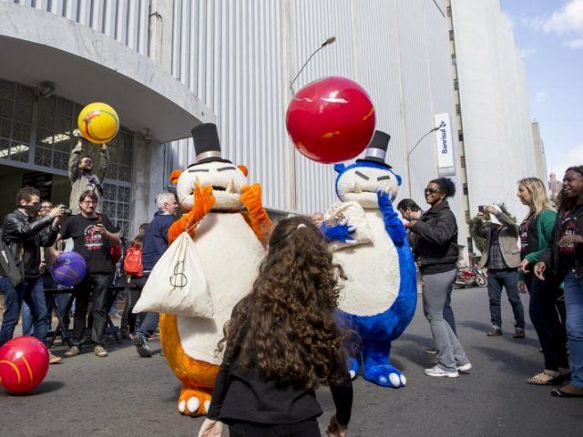 Atividade lúdica Caçada aos Bankemon fortalece 10º dia da ...