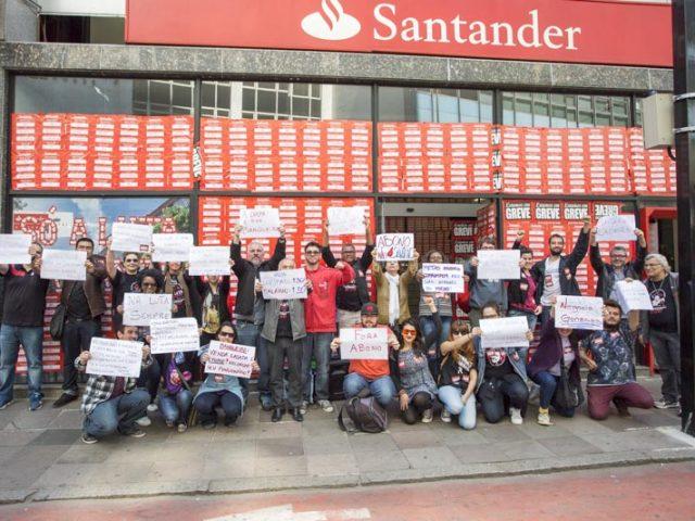 TRT-RS cassa decisão obtida pelo Banco Santander que determinava ...