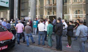 Bancários do BRDE decidem paralisar nesta sexta-feira, 30/9, para pressionar para avançar a pauta específica