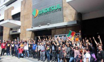 Desesperados para entregar patrimônio público e aumentar a dívida do Estado, Sartori, Temer e Padilha colocam Badesul e BRDE na mira das privatizações