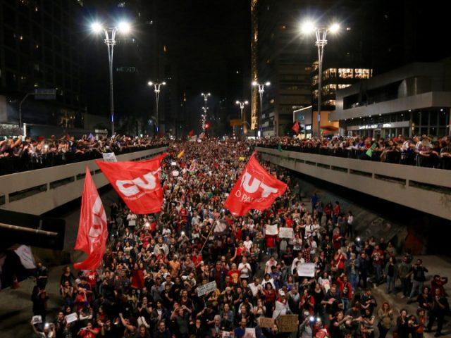 Frente Brasil Popular reforça ato contra governo Temer nesta ...