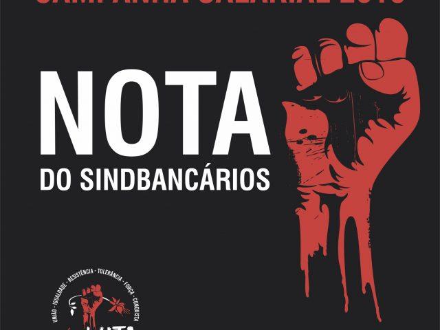 Nota do SindBancários critica ação da OAB-RS na ...