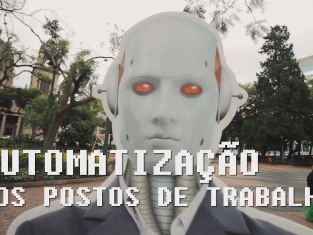 Assista ao vídeo sobre automatização dos trabalhadores