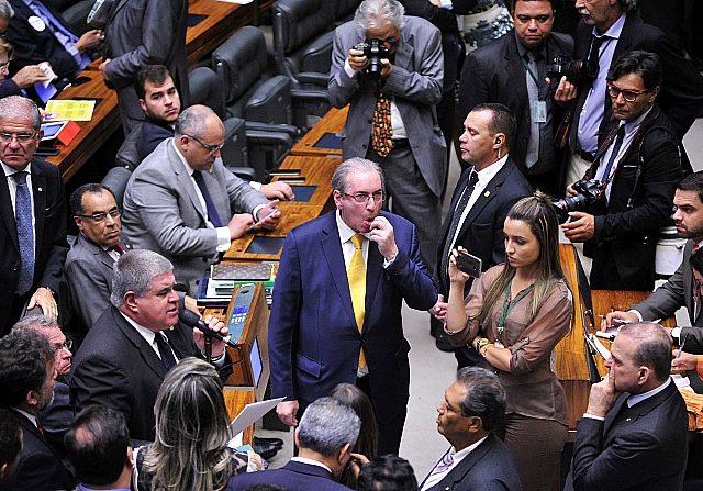 Sem espetáculo midiático, Eduardo Cunha é preso em Brasí...