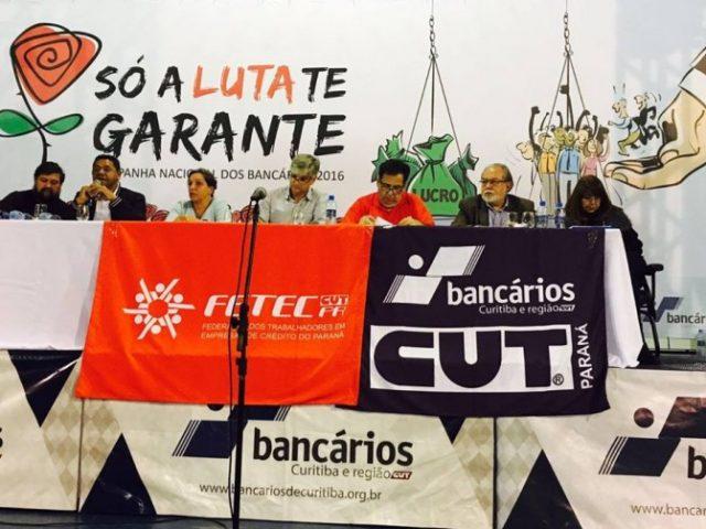 Bancários deflagram greve nacional por salário e emprego ...