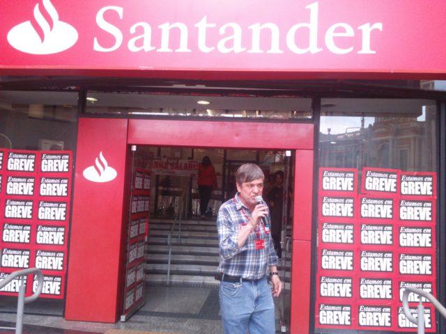 Santander não respeita o Brasil e os brasileiros