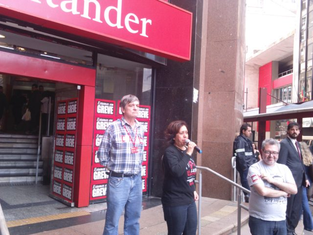 Grupo Santander processa associação por mover ações trabalhistas ...