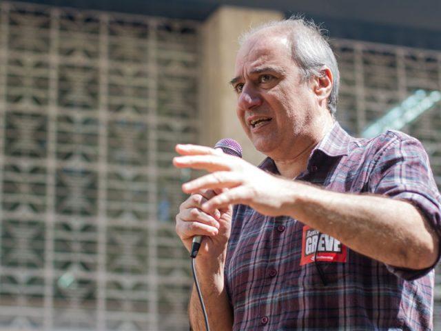 """Leia artigo """"Heróica resistência"""" do ex-presidente do SindBancá..."""