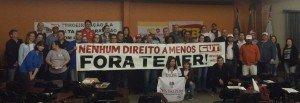 Ato em Ijuí repudia PEC 241 e deputado relator gaúcho ...