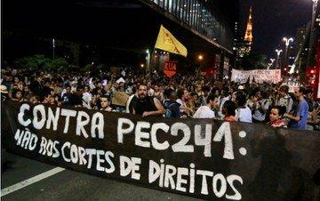 CUT-RS reforça mobilizações em Porto Alegre contra PEC 241 ...