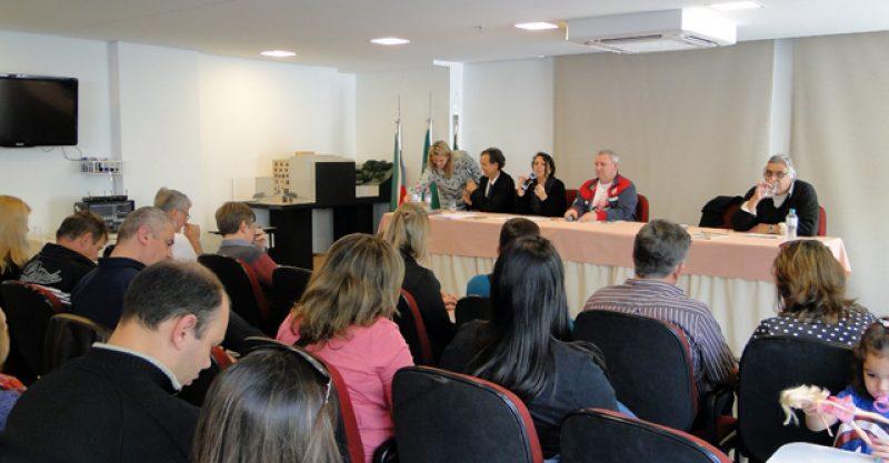 Fetrafi-RS reúne Sistema Diretivo no dia 22, quarta-feira, na sede da Fetrafi-RS, em Porto Alegre