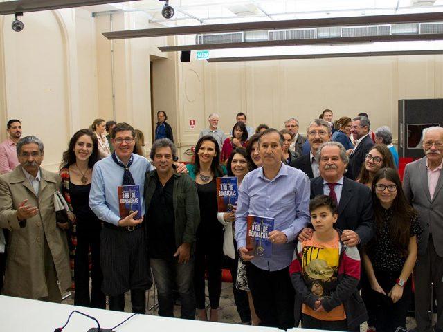 Lançamento da antologia de contos sobre história de 100 ...